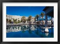Framed Bahamas, Nassau, Sheraton Cable Beach Hotel
