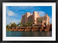 Framed Bahamas, New Providence Island, Atlantis Hotel