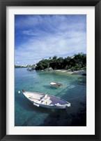 Framed St George, Bermuda, Caribbean