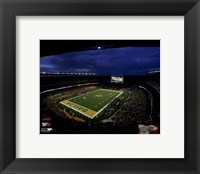 Framed McLane Stadium Baylor University Bears 2014