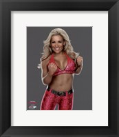 Framed Natalya 2014 Posed