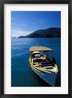 Framed Ilha Grande, Rio De Janeiro State, Brazil