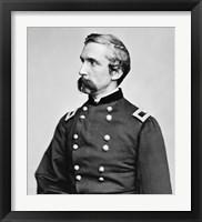 Framed General Joshua Lawrence Chamberlain