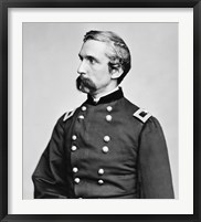 Framed General Joshua Lawrence Chamberlain