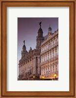 Framed Cuba, Gran Teatro de la Habana, Hotel Inglaterra