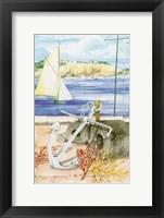 Framed Riviera I