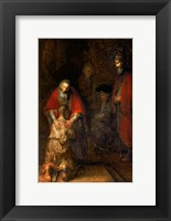 Framed Return of the Prodigal Son, c.1668