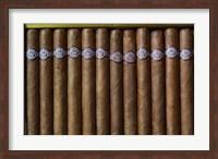 Framed Cuba, Pinar del Rio Province, Cuban Cigars
