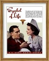 Framed Symbol of Life