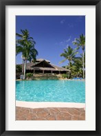 Framed Dominican Republic, Viva Wyndham Dominicus Beach
