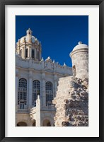 Framed Cuba, Havana, Museo de la Revolucion