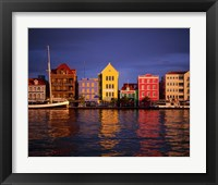 Framed Curacao, Caribbean
