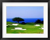 Framed White Witch Golf Course, Montego Bay, Jamaica
