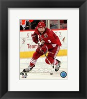 Framed Keith Yandle 2014-15 Action
