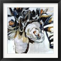 Framed Nightingale Blooms