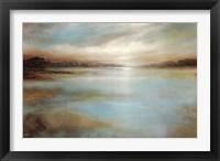 Framed Distant Shores