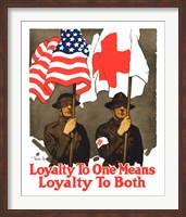 Framed Loyatly to One Means Loyalty to Both