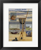Framed mare basse