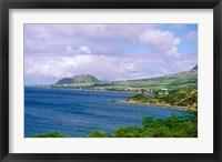 Framed Coastal, Roseau, St Kitts, Caribbean