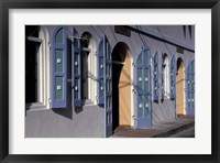Framed Shops, Charlotte Amalie, St Thomas, Caribbean