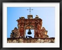 Framed Puerto Rico, San Juan, Capilla del Cristo