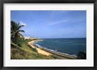 Framed El Morro, Old San Juan, Puerto Rico