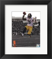 Framed Le'Veon Bell 2014 Spotlight Action