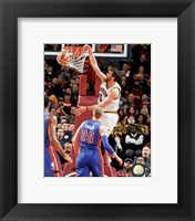 Framed Kevin Love 2014-15 Action