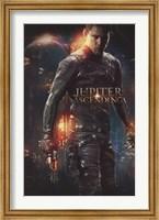 Framed Jupiter Ascending - Cain