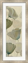 Framed Poppy Impression Panel I