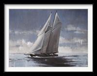 Framed Full Saile
