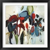 Framed Floral Hints