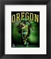 Framed University of Oregon Ducks Player Composite