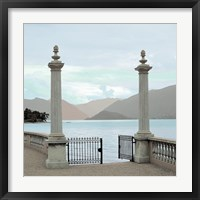 Framed Harbor Garden Gates