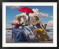 Framed Cafe Oceanus