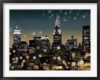 Framed New York I