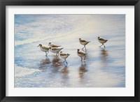 Framed Sand Dancers