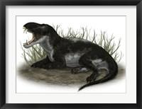 Framed Pampaphoneus, a Genus of Dinocephalian Dinosaur