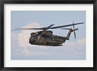 Framed CH-53GS of the German Army