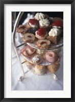Framed High Tea in Stanley Park, Vancouver, British Columbia, Canada
