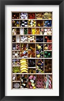 Framed Sweets I