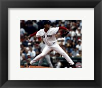 Framed Pedro Martinez 2003 Action