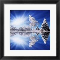 Framed Cold Light