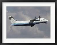 Framed US Air Force Dornier 328 Transiting through Germany