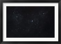 Framed Cluster of Stars in Outer Space