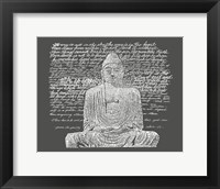 Framed Zen Buddha Sayings