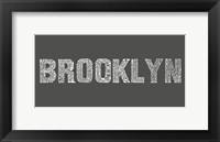 Framed Brooklyn Neighborhoods