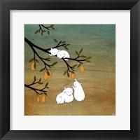 Sugar Plum Tree Framed Print