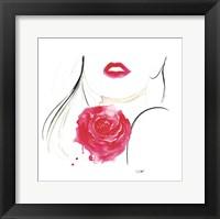 Framed Rouge in Love