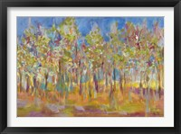 Framed Orchard in Orchid